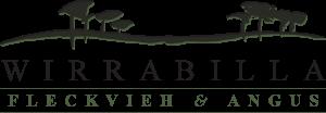 Wirrabilla Fleckvieh & Angus Stud Logo